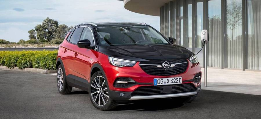 Opel Grandland X All-Wheel Drive Plug-In Hybrid