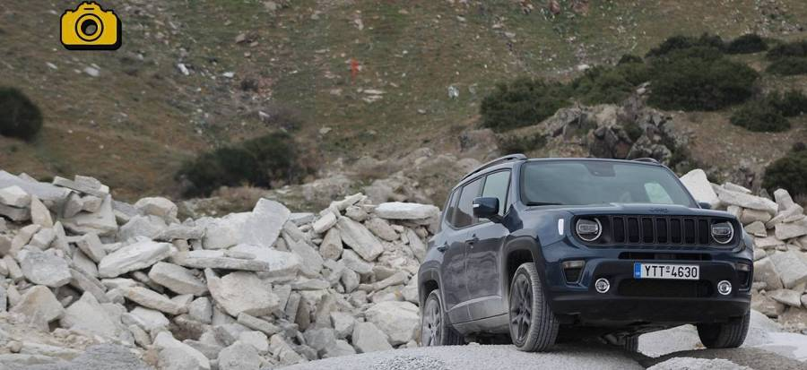 Jeep Renegade 4xe S 240PS