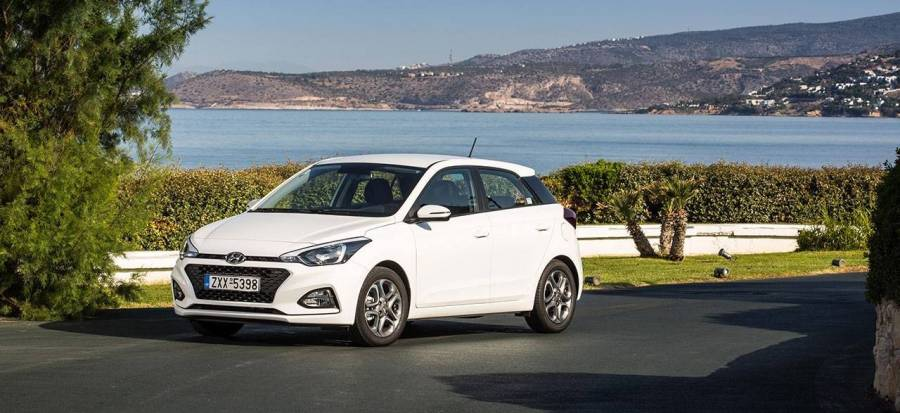 Το Hyundai i20 'Used Car of the Year' στα βραβεία FirstCar