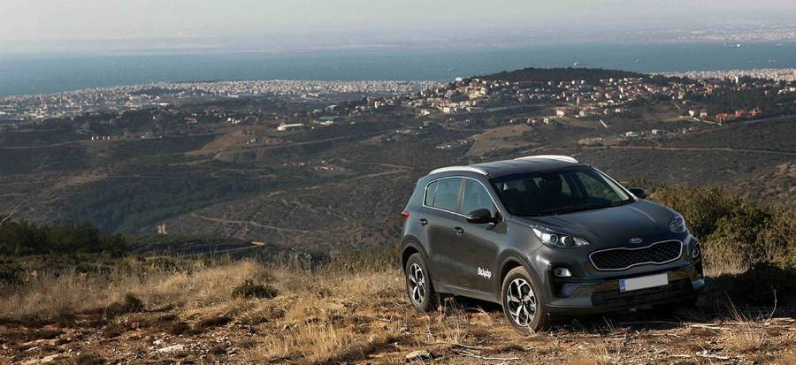 KIA Sportage 1.6 Turbo 177hp Facelift